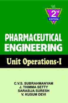 Pharma Eng-I - Vallabh Prakashan
